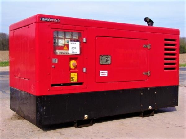 60 Diesel Generator